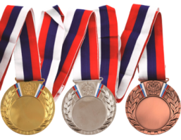 Комплекты медалей премиум-класса