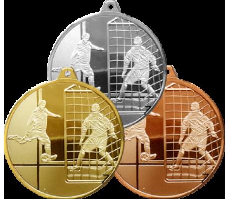 Комплект медалей Футбол 3438-013-000